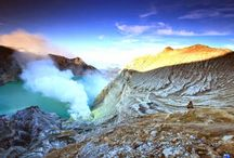 Mount Ijen Crater Trekking / Mount Ijen Crater Trekking - Amazing sunrise of Mount Ijen Trekking is one of Jewels in East Java, Mount Ijen Crater Trekking has attracts travelers from all over the world. This trip is designed for you to enjoy the magnificent sunrise soft trekking up to the Mt Ijen volcano.
