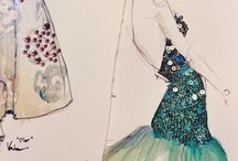 Textiles, Market and Illustration / Understanding contemporary printed textile practice for fashion