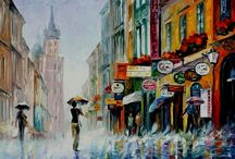 Art: Paintings / Professional art pieces that I like