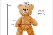 SEWING / b-a-bear clothes