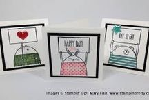 Kids cards - Stampin'Up / card ideas