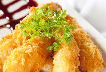 Fish Entrees