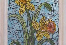 Art Stained Glass Tutorials / by Collette Hemmes Rock