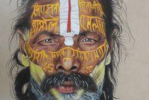 FJS-Art : draw, paint & create / Art made by Fabienne Joni Sopacua. Dutch artist based in New Zealand.  www.fjs-art.com
