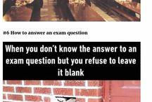 Tips for school