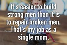 single moms of sons