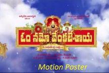 Om Namo Venkatesaya Movie Motion Poster | Nagarjuna