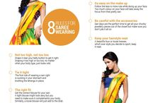 Campaigns / Tips and Facts on Sarees