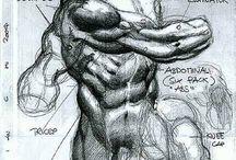 Drawing: Human Figure