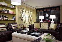 interior design / by Tiffany Brommerich Kotz