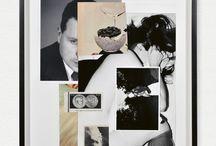+ collage art