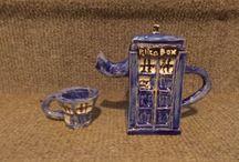 Tea Pots / Just a few awesome tea pots to make you jealous.