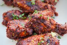Yummy food / Chicken