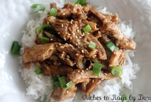 recipes to try / by Jody Ryan