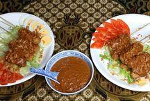 Indische kip Gerechten / Indische recepten met kip. Indonesian recipes with chicken