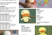amigurumi chicks