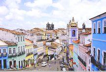 TRAVEL: Salvador da Bahia