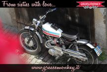 my  motorcycles / my life and passion...