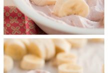 Healthy snacks / by Cassandra Bingham