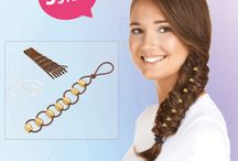 Goody Glam / Ways to glam up your hair.