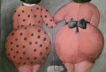 De Dikke Dames / Fat Ladies