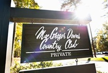 Golf at MacGregor Downs / Enjoy beautiful views when you come to MacGregor Downs Country Club in Cary, North Carolina!