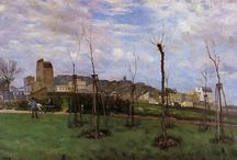Alfred Sisley (1839-1899) / Art from France/Great Britain.