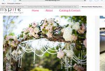 Home wedding/reception ideas