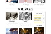 design - email newsletters / by R3 - A Creative Boutique