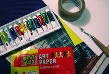 Creative Play Date Stuff / by Julie Walker