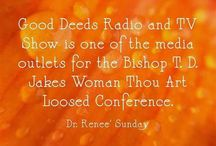Woman Thou Art Loosed Conference / Woman Thou Art Loosed Conference coming to Atlanta. Look out for updates about the conference.