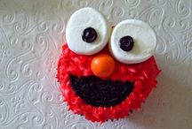 Elmo birthday party / by Michal McGill