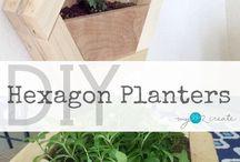 DIY - planter