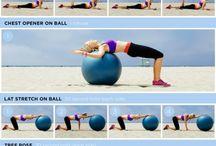 Palla per esercizio