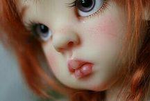 Porselen Bebekler