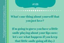 365 Reasons To Create / Reason 109