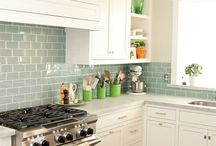 Beach House Kitchens / Ideas for our kitchen renos at some stage in the future!!