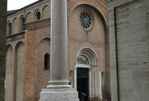 my city....Forlì.  ..Italy / La città dove abito. ....si trova in Romagna. ...Italia. ....Europa