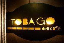 Tobago  / A free homemade tiramisu by buying your dinner