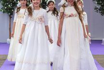 Comunión 2017 / Vestidos de comunión para niñas con estilo propio.