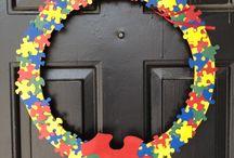 Autism craft / by Renata Sargent