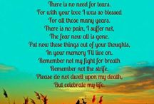 poem for lee