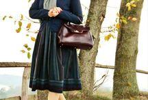 Vintage Style - Ladies / Vintage / Retro Style, Makeup, Clothes, Hair, 40s - 50s