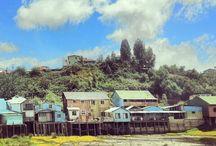 Chile. / Chile, chile lindo... Lindo como el sol.