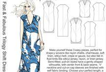 me sewing patterns