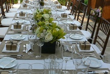 dinning table settings