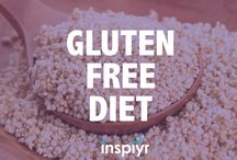 Gluten Free Diet / Got some gluten sensitivities, or just want to keep that nasty stuff out of your food? Here are some great tips and recipes for the gluten free diet.