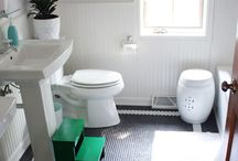My new house decor bathrooms ect / by Lucia Vacanti
