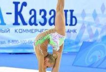 Gymnastics rhythmics