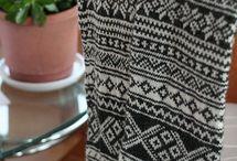 Knit - Norwegian knitting / by Hanne Adelman